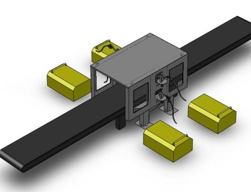 Protótipo Hidrojateadora