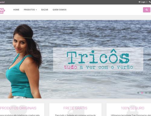 Website Sim Store