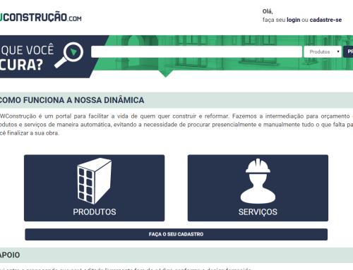 Website wConstrução