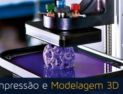 Impressão E Modelagem 3D
