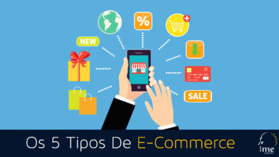 Os 5 Tipos de E-commerce