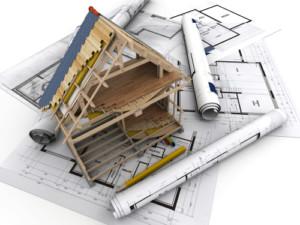 projeto de construção arquitetonico